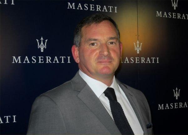 PD chauffeur profile Quintessentially Driven - Dean Pemberton
