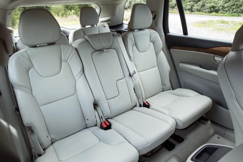PD Road test Volvo XC90 rear seat 800