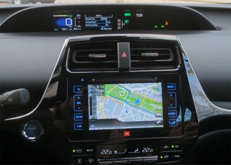 PD web Toyota Prius satnav 800