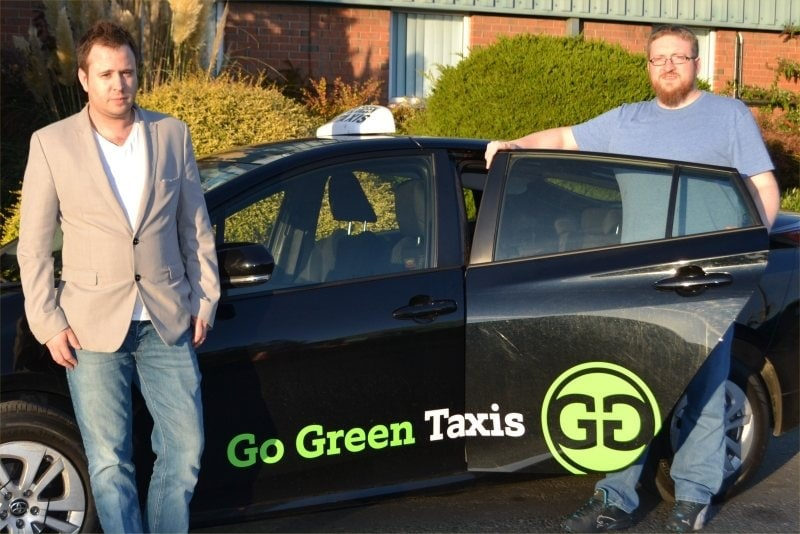 PD_website_news_Mark_Parham_and_Mark_John_Go_Green_800