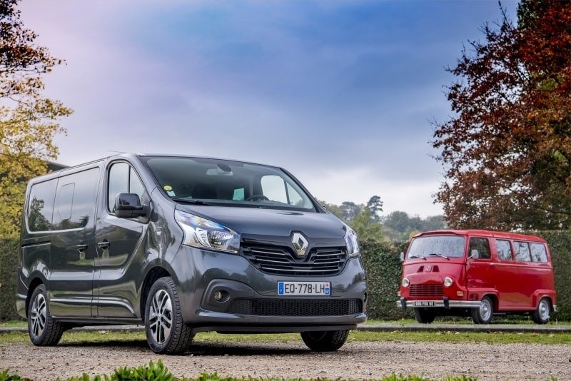 PD Renault Spaceclass and Estafette