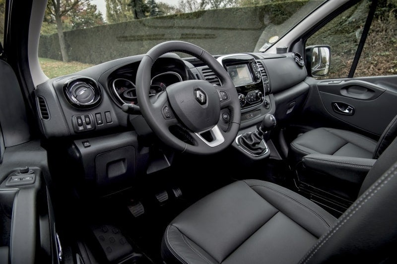PD Renault Spaceclass front seats
