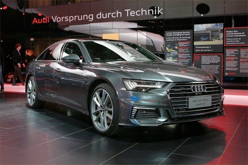 PD website Geneva 2019 Audi A6 TFSI e