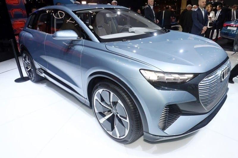 PD website Geneva 2019 Audi Q4 eTron