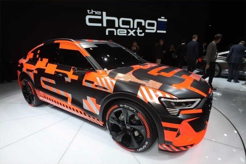 PD website Geneva 2019 Audi eTron