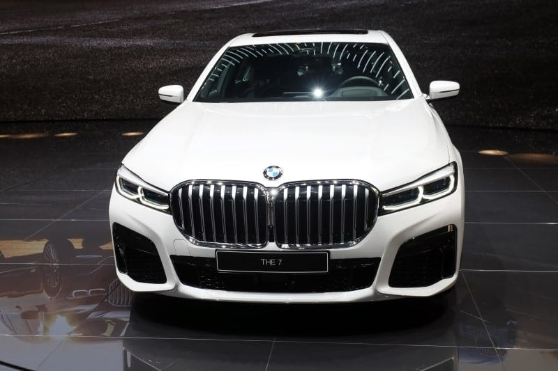 PD website Geneva 2019 BMW 7 series