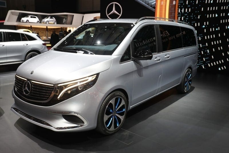 PD website Geneva 2019 Mercedes EQV