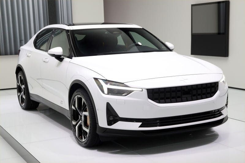 PD website Geneva 2019 Polestar 2