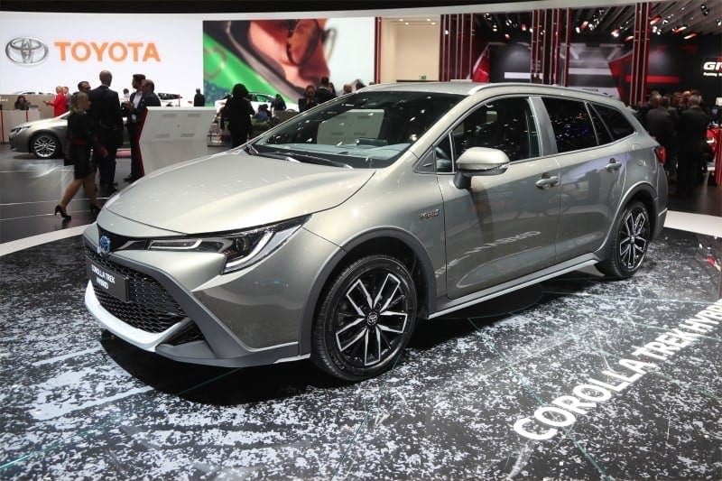 PD website Geneva 2019 Toyota Corolla Trek