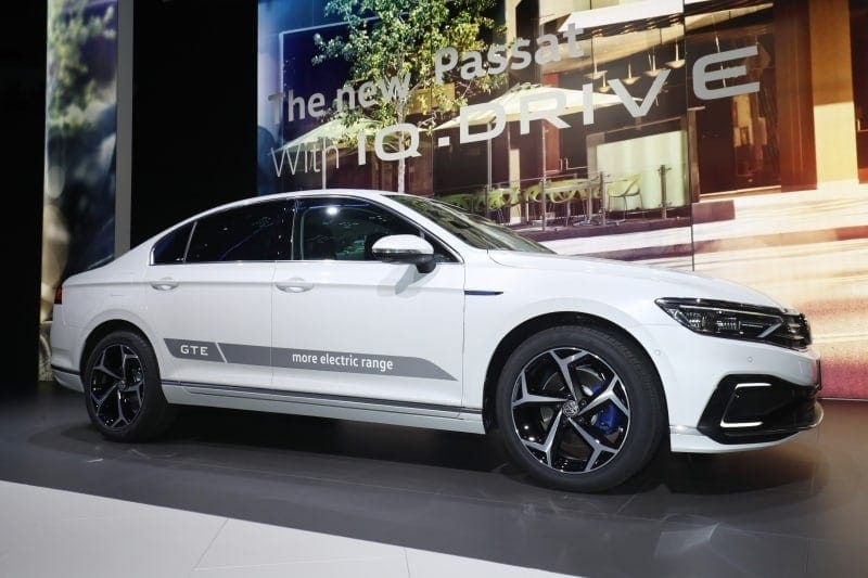 PD website Geneva 2019 VW Passat GTE