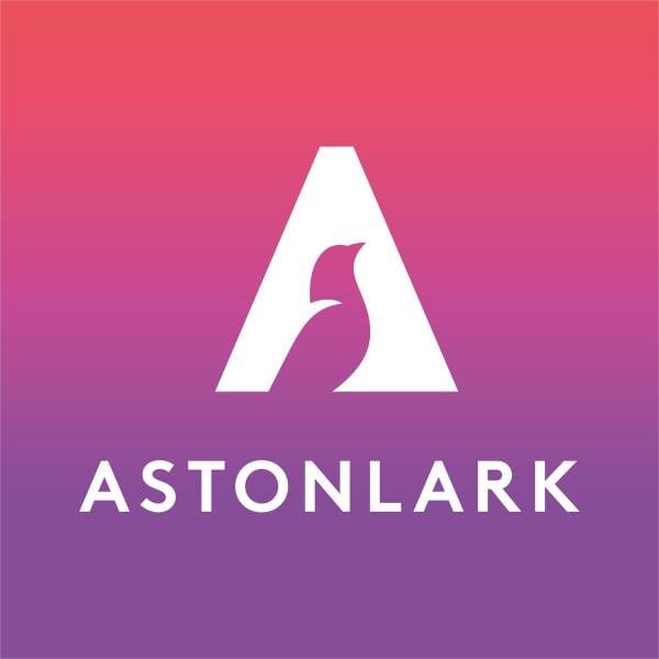 aston lark logo colour 600