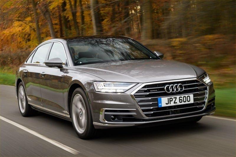 PD Website CoTY Chauffeur Audi A8L 1st