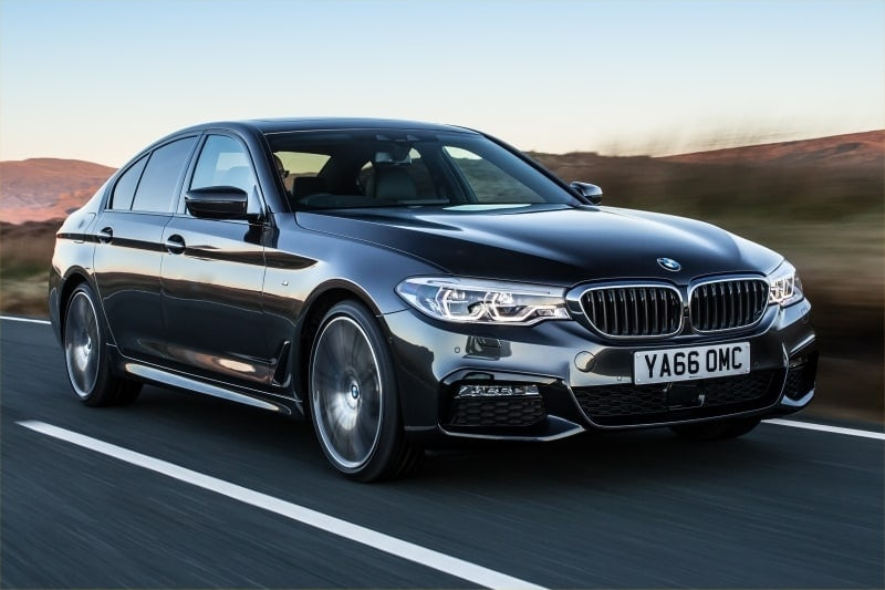 PD Website CoTY Executive BMW 530e 2nd