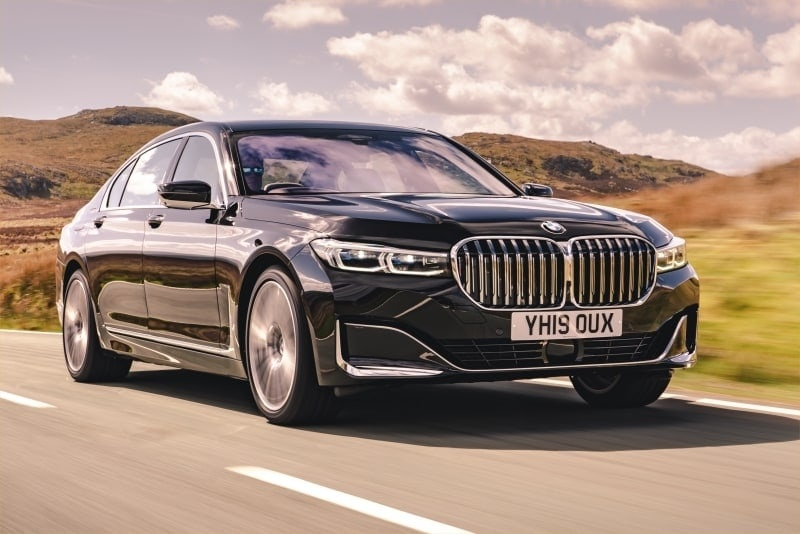 PD website CoTY Green Exec BMW 745Le 1st