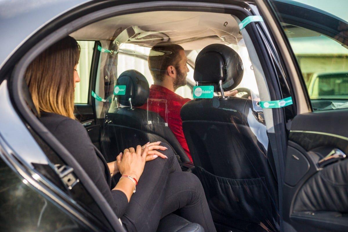 Driver bubble