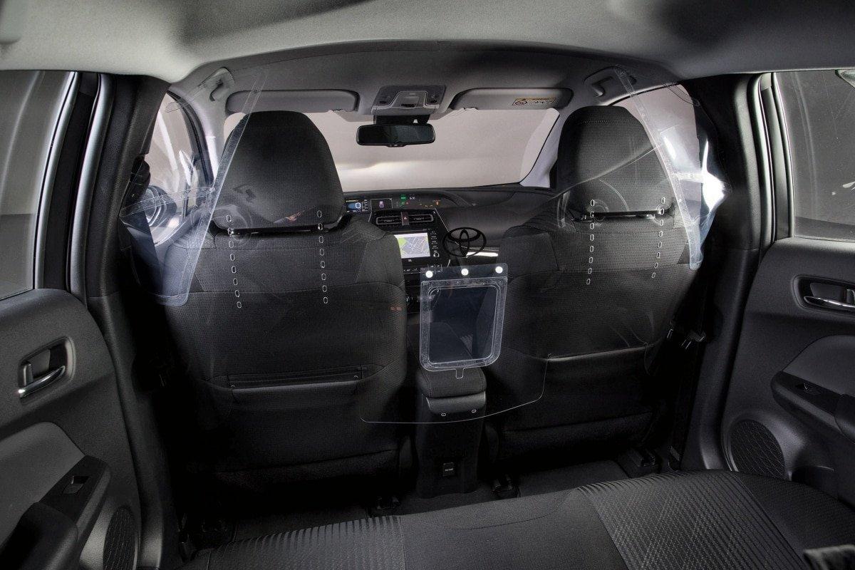 Toyota Prius Screen