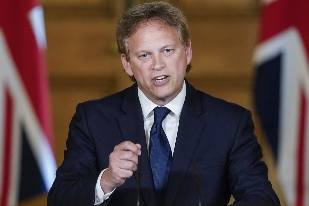 DfT Grant Shapps