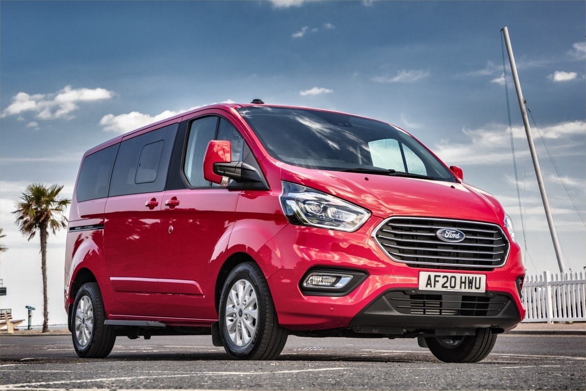 Ford Tourneo PHEV