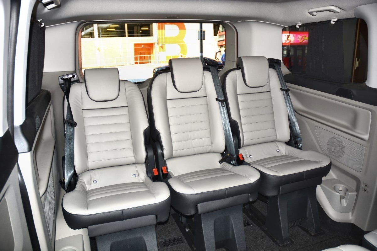 Ford Tourneo PHEV third row