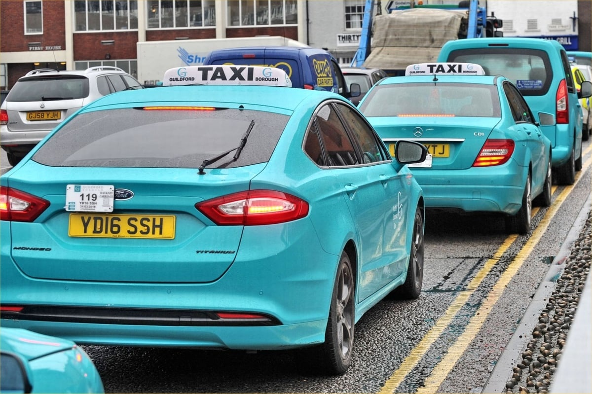 Guildford Council launches survey to gauge opinion on new taxi and private hire rules