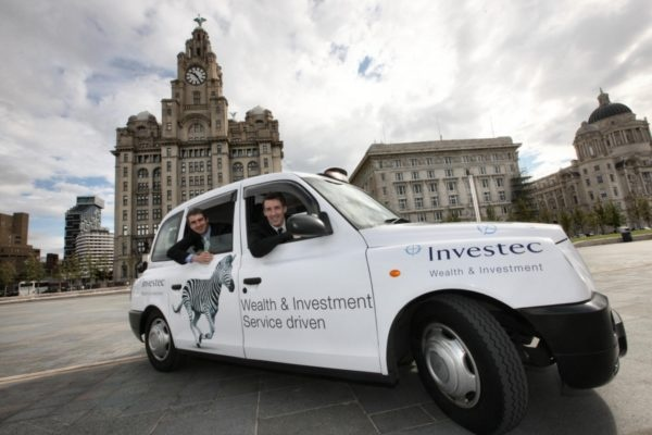Liverpool taxi