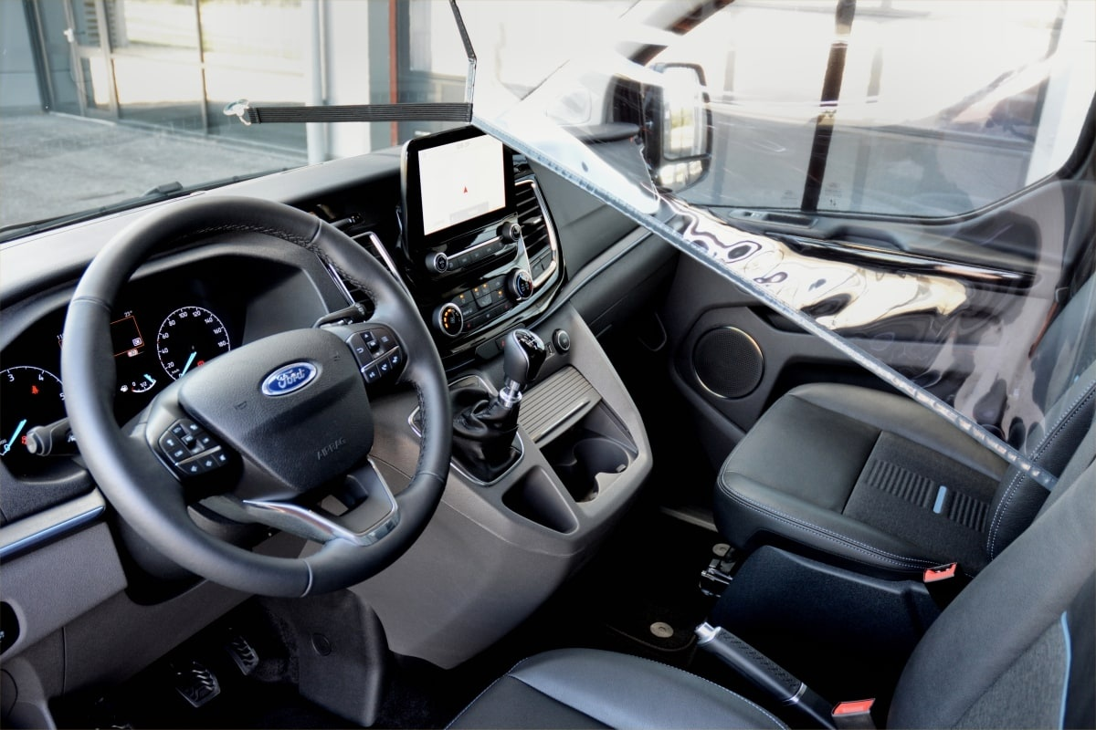 Ford Tourneo Active front seat