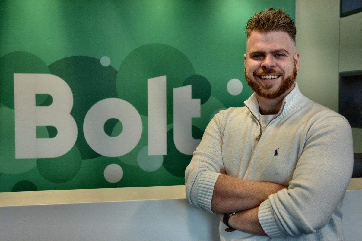Bolt Sam Raciti