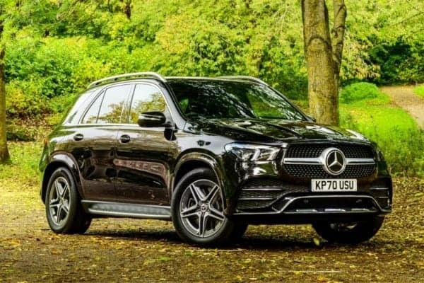 Mercedes GLE Header