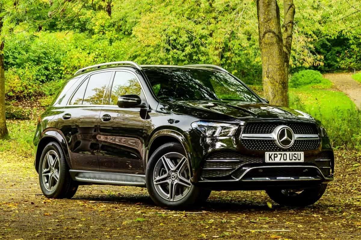 Mercedes GLE Header