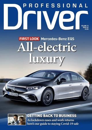 Professional Driver April 2021 Issue