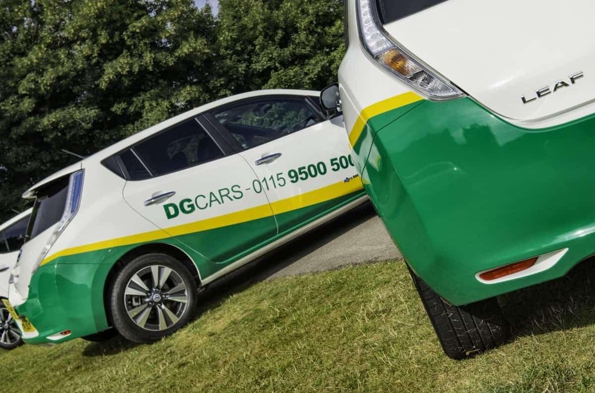 DG Cars Leaf