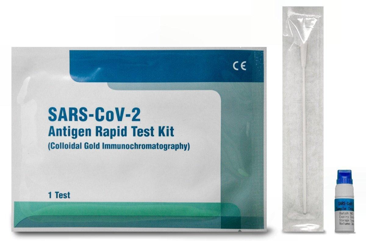 Covid-19 testing kit