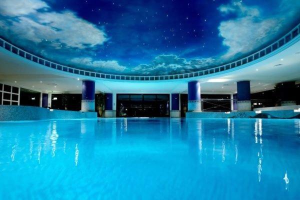 celtic manor resort pool