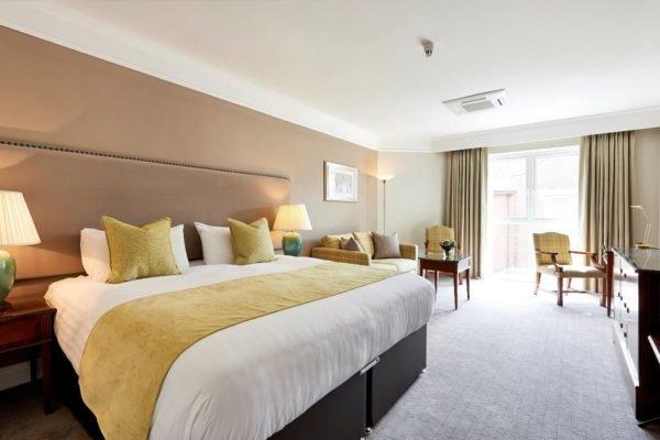 celtic manor resort room
