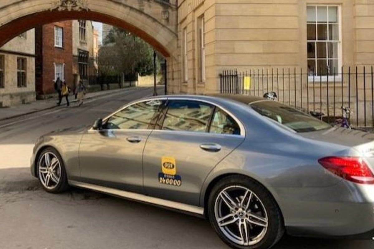 Uber adds Oxford operator 001 Taxis to 'local cab' pilot scheme